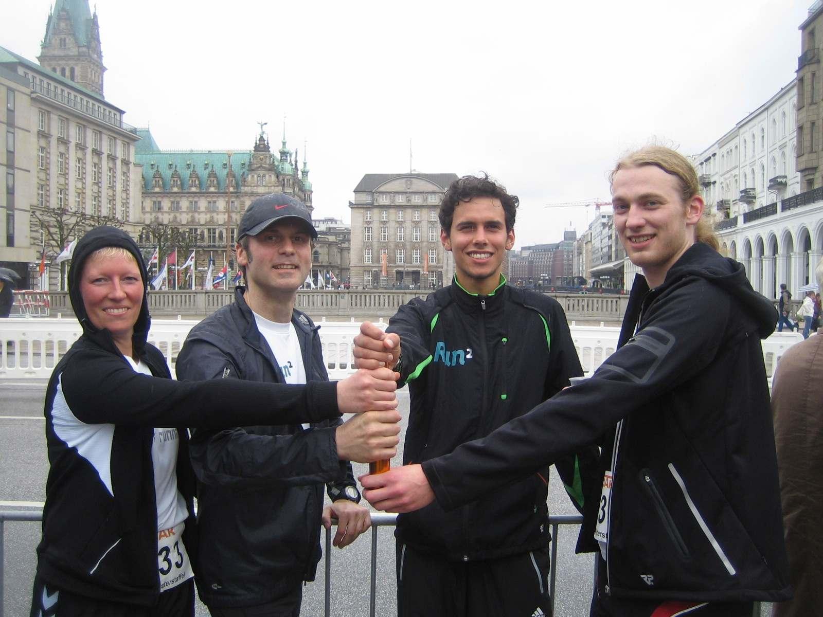 Das Run² Team - Foto: Runners Point